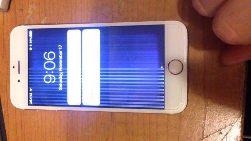 maneras efectivas de arreglar líneas verticales en iPhone